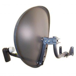 Montaż anteny HD 80cm Slough